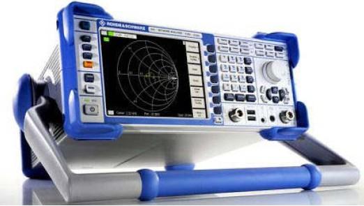 产品名称:经济型台式矢量网络分析仪   产品型号:zvl13   厂商