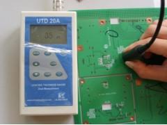 UTD20A手持式测厚仪0~1250μm