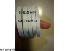 45*25*10白色纯四氟盘根环