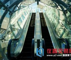 广东自主研发的自动扶梯检测仪 用于澳门科学馆自动扶梯安全检测