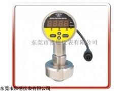 60MM 全不锈钢隔膜式数显压力表(内螺母式)