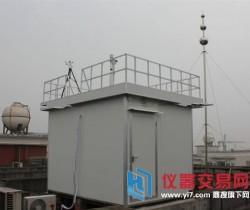 辽宁西丰县空气自动监测站正式试运行 总投资379万