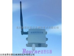 BN-DC22-JNRS无线电壁挂王字壳内置电池温湿度变送器