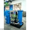 冷凝器自动在线清洗装置剖面图