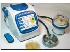 美国EMTEK V100便携式微生物采样器