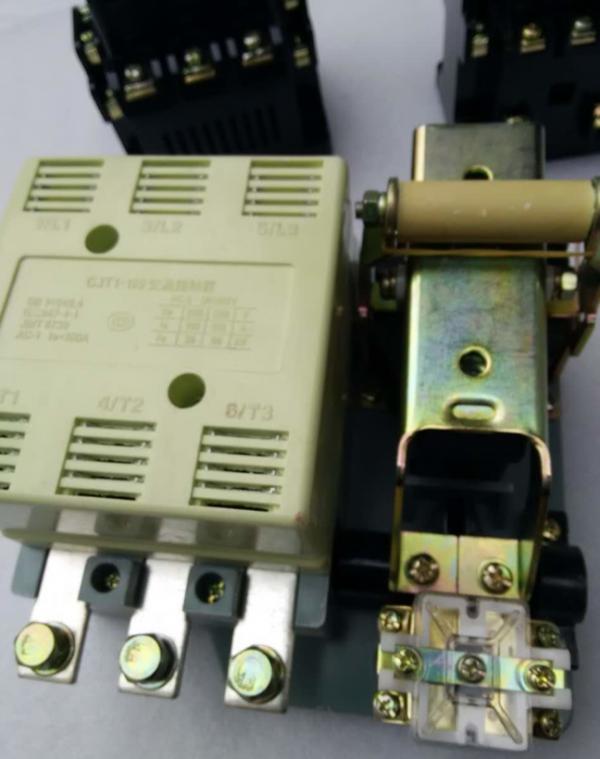 上海人民cjt1-60a交流接触器