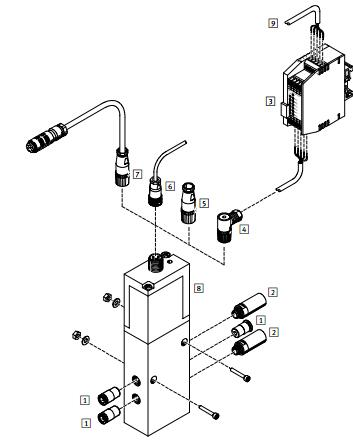 5 亿个开关循环   活塞滑阀   比例方向控制阀mpye   功能:三位五通型图片