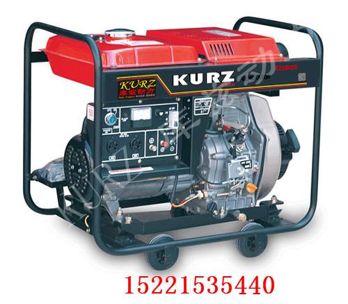 货车车载带空调用3千瓦柴油发电机报价
