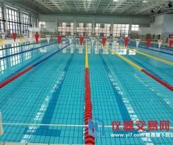 浙江德清县引进智能化水质监测系统 对泳池水质进行24小时监测