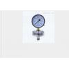 YP-100-BZ电接点膜片压力表,不锈钢电接点膜片压力表