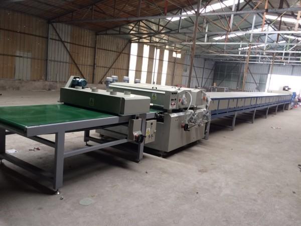 山东厂家生产平板uv滚涂机实木地板滚涂机 菏泽正逆双