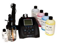 奥利龙410P-19A台式pH/氨氮二合一水质测量仪
