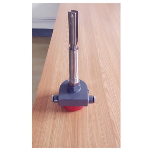 工作原理      mlyc-700系列音叉物位开关,由发讯叉体和放大器两部