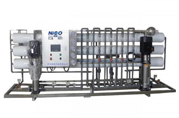 成都工业纯水设备安装方案介绍