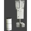 BN-YLZ5型翻斗式自动雨量站,厂家直销