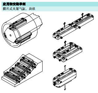 全新原装ev-25-4,festo膜片式气缸使用手册图片