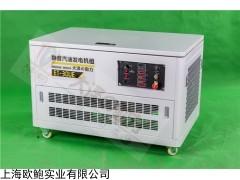 上海廠家直銷30KW汽油發電機