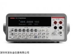 吉时利2100/230-240 USB台式数字万用表