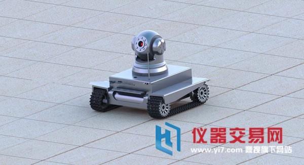 智能爬行机器人助力排水管道检测