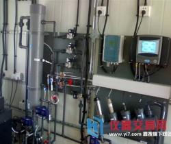 重庆彭水水质自动监测系统投入使用 水质异常自动报警