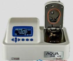 《水分活度仪》检定规程征求意见稿发布