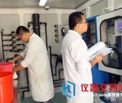微型自动水质监测站设备投用 实现全覆盖检测