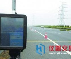 厉害!浙江台州计量院首次实现机动车雷达测速仪本地检定