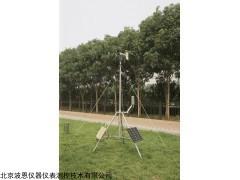 BN-BQX02ZHTY型便携式自动气象站