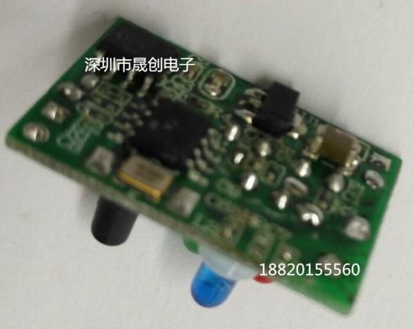 应用环境:无线呼叫系统,防盗报警,无线数据传输,自动化数据采集系统等。 可自选433M315M无线发射接收模块 无线接收模块单向无线定位器 天线对模块的接收效果影响很大,最好接1/4波长的天线,一般采用50欧姆单芯导线,天线的长度315M的约为23CM,433M的约为17CM;天线位置对模块接收效果亦有影响,安装时,天线尽可能伸直,远离屏蔽体,高压,及干扰源的地方 联系人:周小姐 联系电话: 公司网址: 公司地址:深圳市龙岗区宝清路华丰数码科技园4栋3楼 如果您觉得433M315M无线发射接收模块 无线