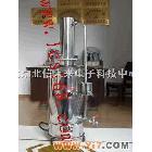 全不锈钢电热蒸馏水器5升 电热蒸馏水机