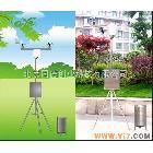 便携式气象站/自动气象站/气象站 (温度、湿度、风速、风向、大气压力)型号:TD-PH-5