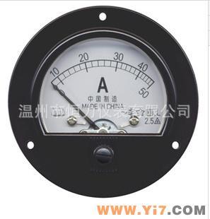 供应62t2 电磁系(动铁式)交流电流表 (附图)