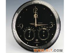 天津气象仪器产WHSM1型毛发温湿度时钟(黑/白)