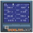 万能输入蓝屏无纸记录仪 12路 型号:M34466