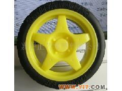 v正品.正品玩具,机器人车轮,DIY玩具车配件牛奶dk轮子图片