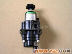 供应prf400空气过滤减压器 供应yt200减压阀 供应不锈钢减压器图片
