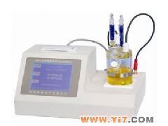 微水测定仪 微水  微量水分测定仪