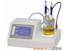 微量水分测定仪 水分测定仪 石油产品测定仪