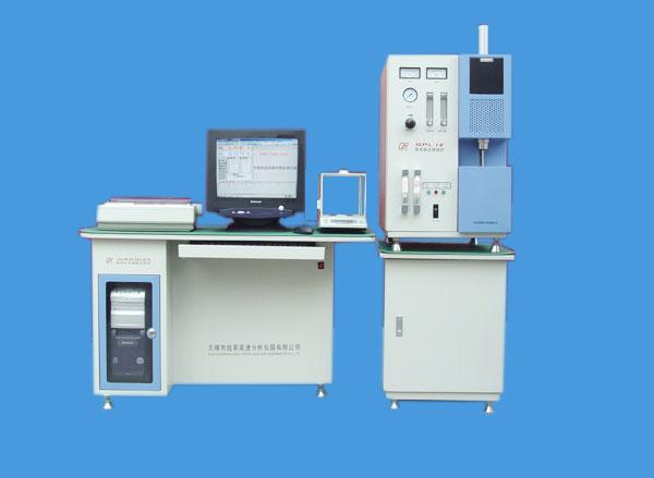 高频感应燃烧炉红外碳硫分析仪