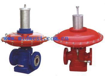锅炉专用燃气调压器(单路)
