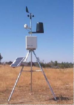 便携式气象站(6要素-风速,风向,气温,气压,降雨,相对湿度,带RS232计算机接口 美国优势)