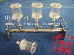 薄膜过滤器(六联带泵)