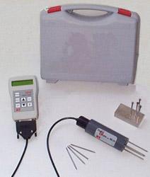 便携土壤水分测定仪