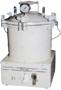 手提式压力蒸汽灭菌器(电加热,不锈钢)