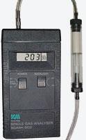 便携式烟道单一气体分析仪(英国/二氧化硫)
