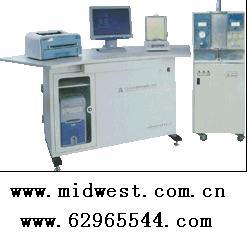 普及型高频红外碳硫分析仪