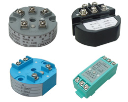热电偶、热电阻温度变送器