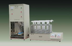 定氮仪/快速蛋白质测定仪(4孔消化器)