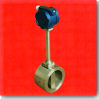 应力式涡街流量传感器(蒸汽、气体和液体)