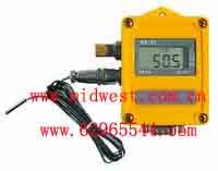 土壤温湿度计(电池供电)/土壤温湿度记录仪